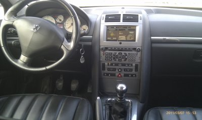 superbe peugeot 407 2l hdi 136cv griffe an 2005 125000kms class auto 69. Black Bedroom Furniture Sets. Home Design Ideas