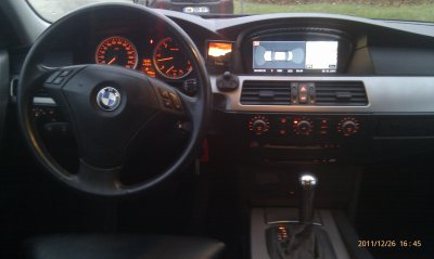 Bmw 530d pack luxe occasion