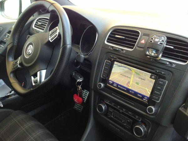 volkswagen golf 6 gtd 2l 170cv an 10 2010 45000km dorigine. Black Bedroom Furniture Sets. Home Design Ideas