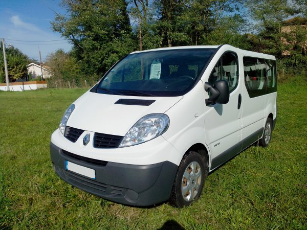 renault trafic combi 2l dci 115cv 9 places vendu le 13 11 2013 class auto 69. Black Bedroom Furniture Sets. Home Design Ideas