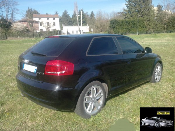 audi a3 2l tdi 140cv ambition luxe facelift an 07 2008 136500kms vendu le 29 03 2014. Black Bedroom Furniture Sets. Home Design Ideas