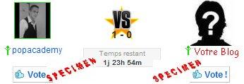 .:: Lance Moi Un D�fi SKYBLOG, Remporte-Le Et Gagne Un Lien Pour Ton Blog! ::.