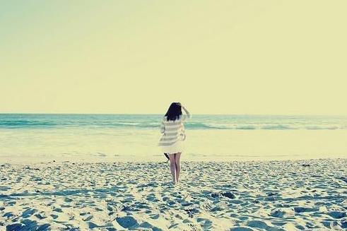 La vie est trop courte pour la passer à regretter tout ce qu'on 'a ...
