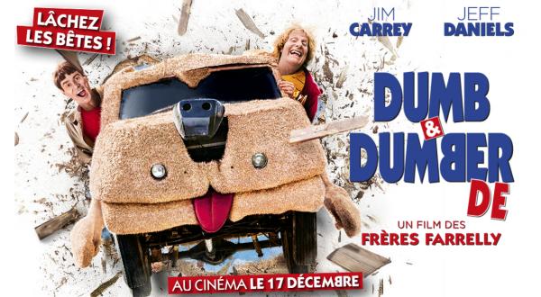 Dumb and Dumber De : Cr�e ton m�me