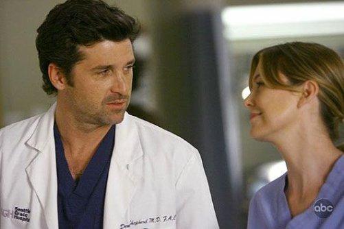 Couple : Meredith & Derek. - Grey's Anatomy Theme