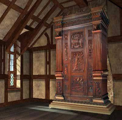 armoire magique de narnia le skyblog 100 heroic fantasy. Black Bedroom Furniture Sets. Home Design Ideas