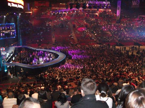 la salle de concert starfloor a bercy de loulizou62