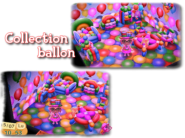 Catalogue: Collection Ballon