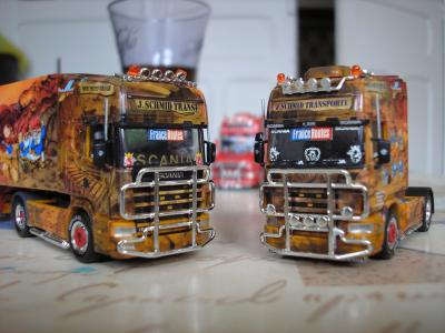 Pare Buffle Scania images