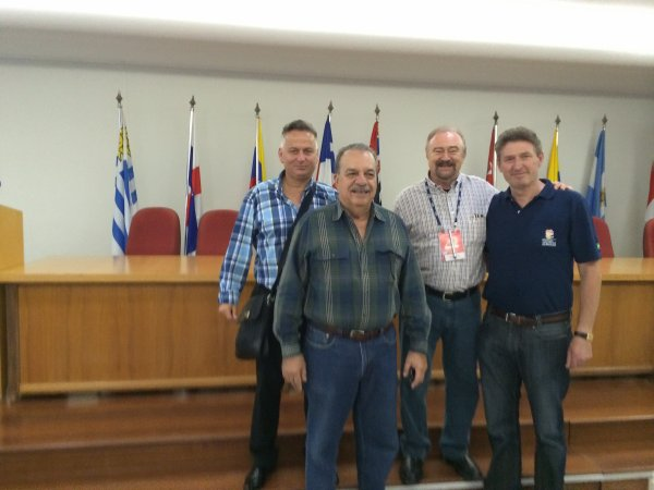 Campeonato Brasileiro de Ornitologia 2014 - Impressie Sjaak de Jong - deel 1