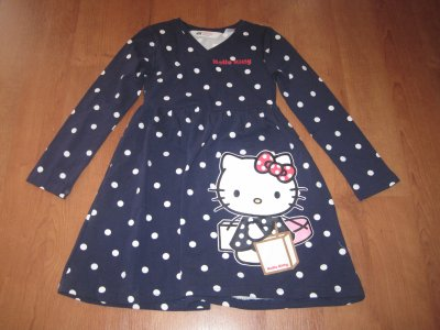 robe hello kitty h&m