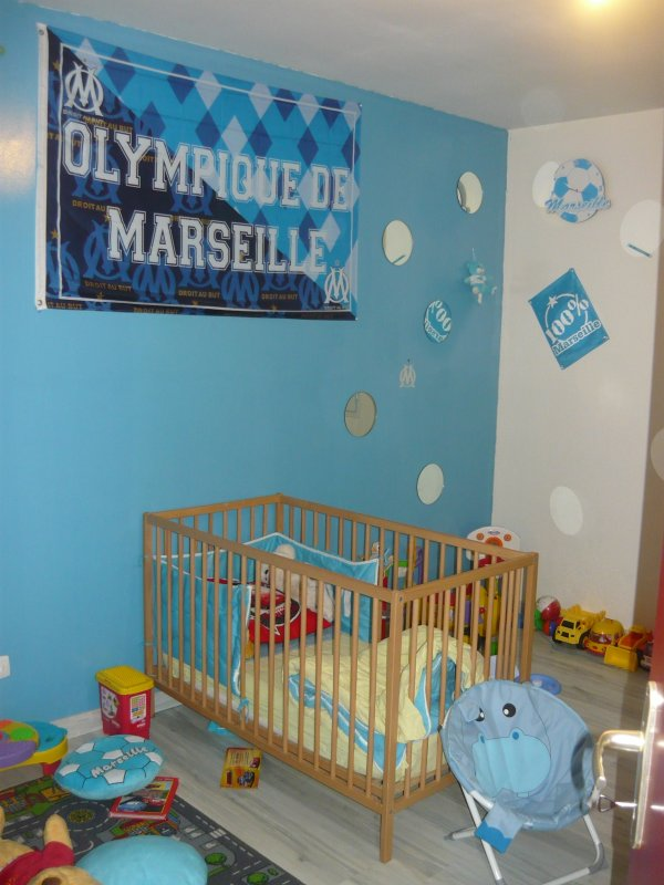 Blog de bbty60 blog de bbty60 for Decoration chambre olympique de marseille