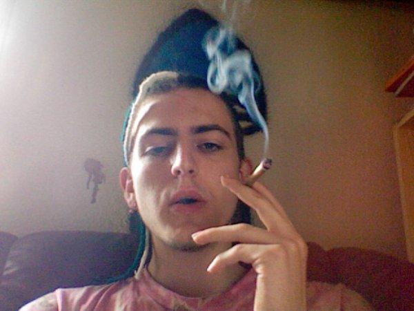 Fumeur et fier de l'�tre !