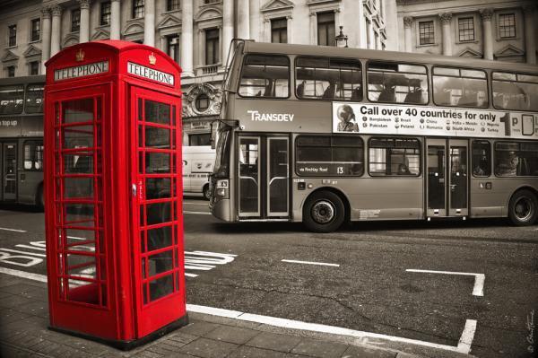 Chapitre 1- Arriver � Londres !