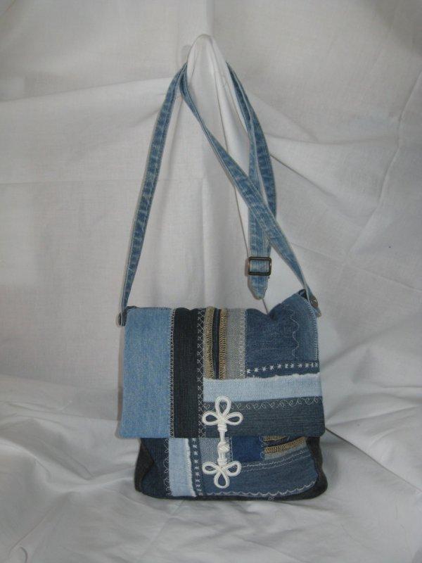 confection de sacs a main en jean blog de migueline. Black Bedroom Furniture Sets. Home Design Ideas