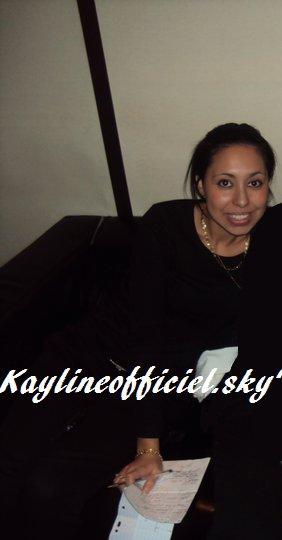 KAYLINE EN CONCERT PRIVEE ADO.FM !!! ;-)