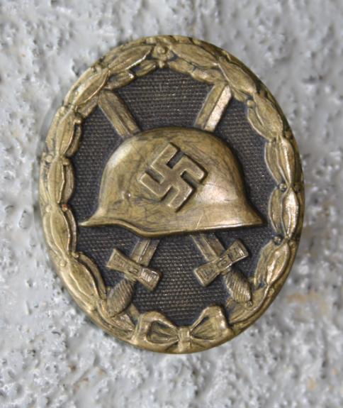 insigne des bless 233 s allemands mat 233 riels militaire 14 18 39 45