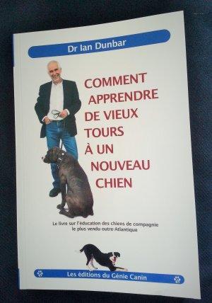 """""""Comment apprendre de vieux tours à un nouveau chien"""" par le Dr Ian Dunbar 3215962197_1_4_rsAKPAs9"""