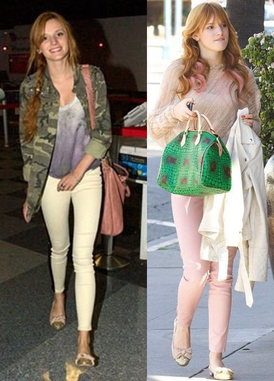 Barbara Palvin And Bella Thorne Articles de bel...