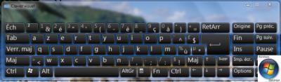 Astuce windows 7 liste des raccourcis clavier apparus dans for Raccourci clavier agrandir fenetre windows 7