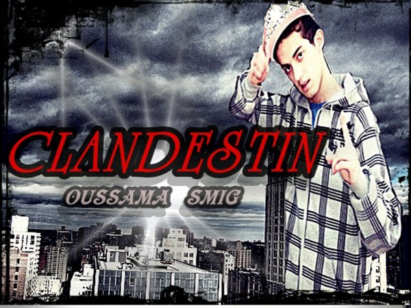 ALBUM CLADESTIN