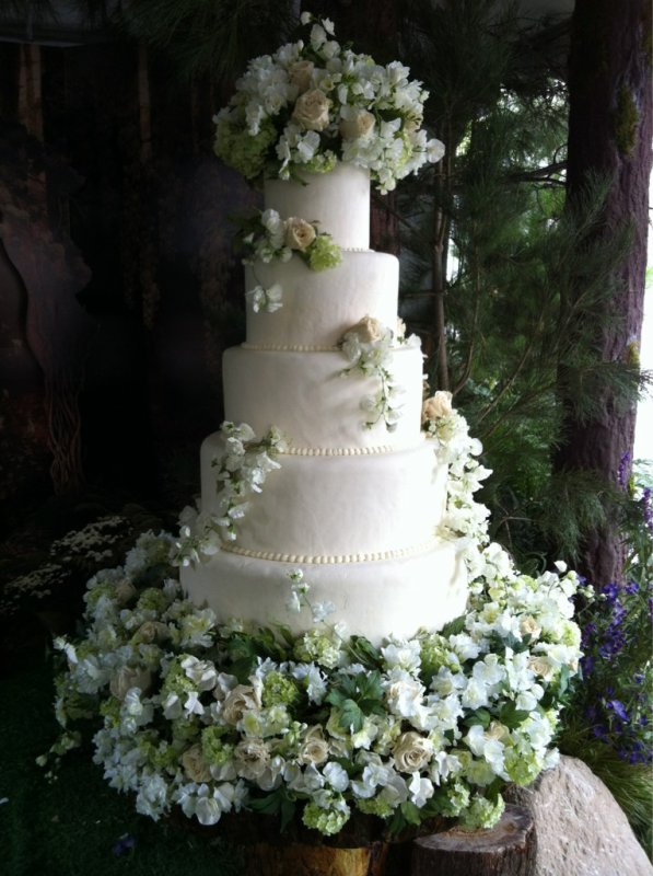 et voici le gateaux de mariage de bella - pour les fans de vampires et ...