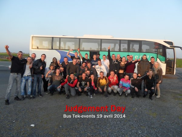 Bus Judgement Day - 19.04.14