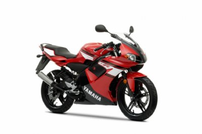 yamaha tzr 2009 rouge 50 cc. Black Bedroom Furniture Sets. Home Design Ideas