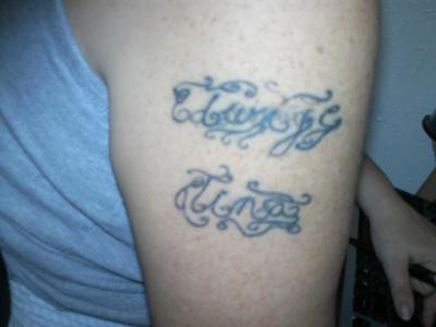 Blog de danytatou page 2 tatouages dan - Edwige prenom ...