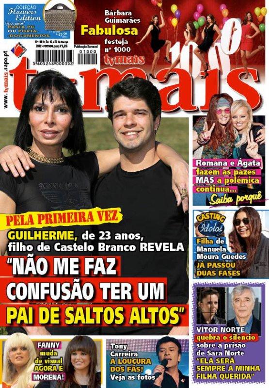Revista Tvmais desta Semana!