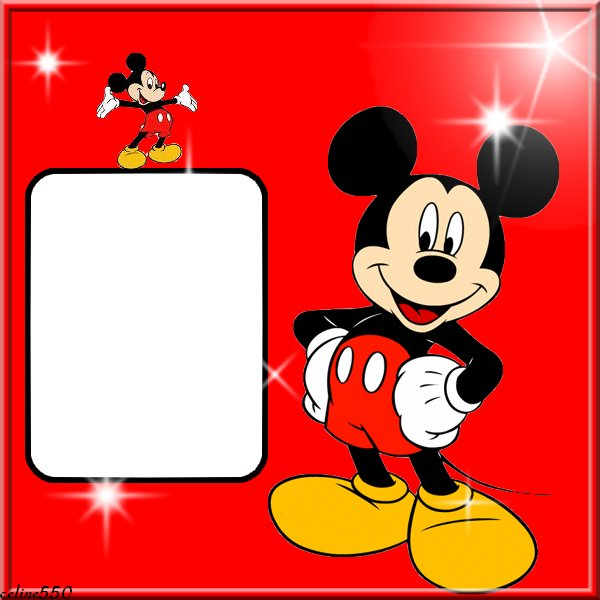Cadre Mickey Blog De Crevette995