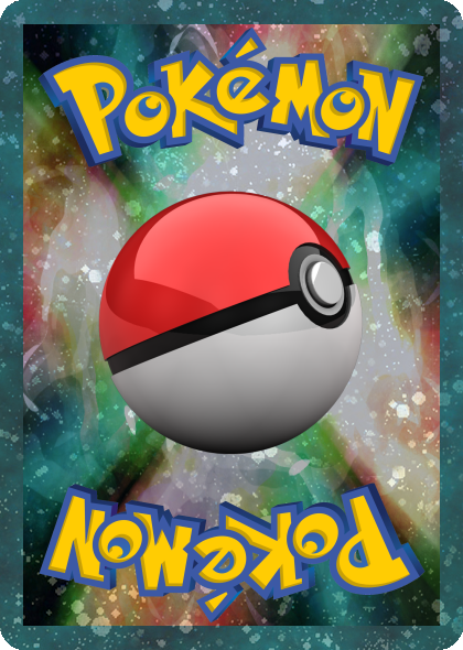 Dos personnalis mes cr ation de cartes pokemon - Carte pokemon a imprimer gratuitement ex ...