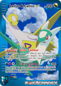 echange de carte pokemon sur internet