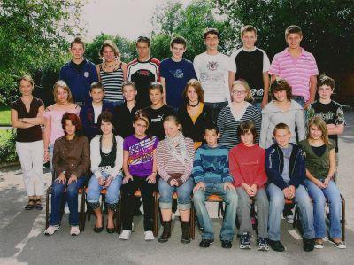 mon ancienne classe de 3eme my