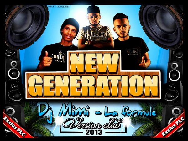 [PLC PRODUCTION�] / DJ_MIMI - LA FORMULE ( N.G VER (2013)