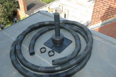 un tubage en ppe pour chaudi re a condensation blog de. Black Bedroom Furniture Sets. Home Design Ideas