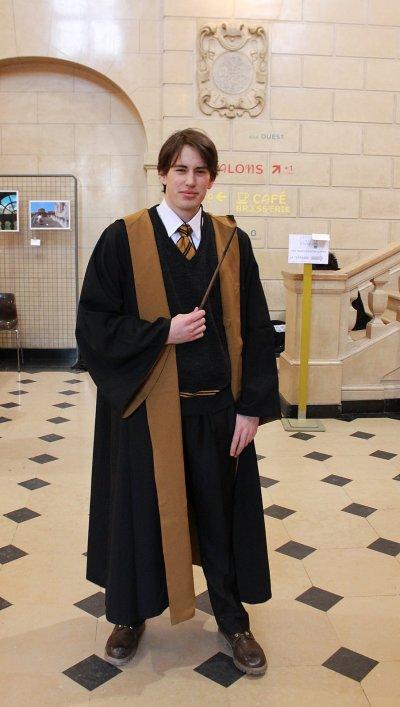 C dric diggory cosplay blog de indyjones78 - Harry potter et la coupe de feu cedric diggory ...
