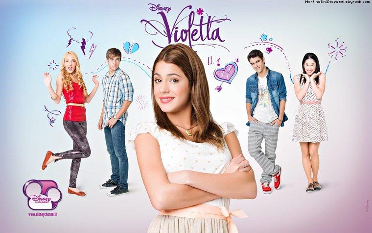 Tout ce qu 39 il faut savoir sur violetta saison 2 l 39 actualit de martina stoessel qui - Violetta personnage ...