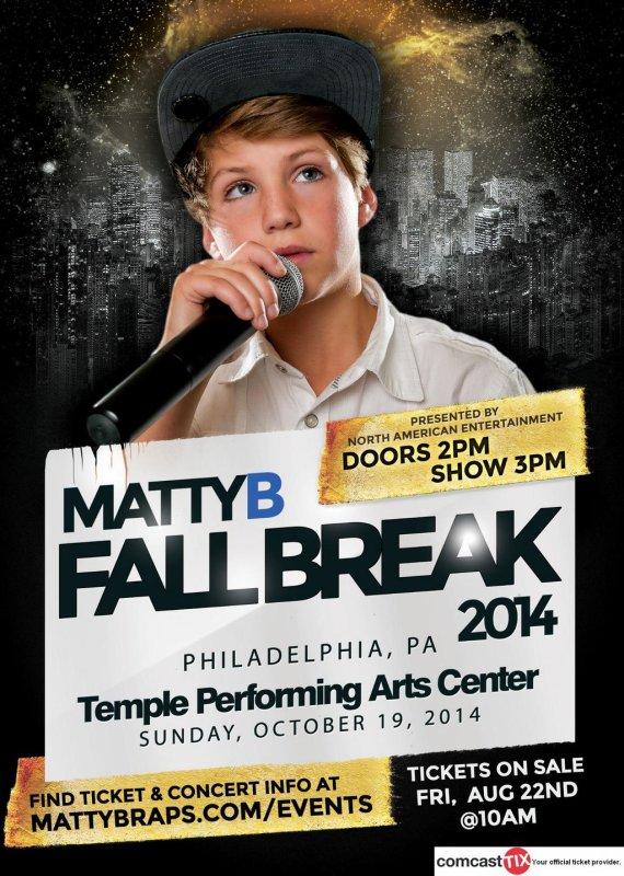 Philadelphia, PA Show
