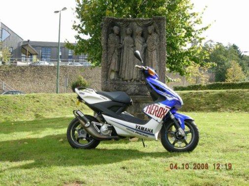 yamaha rossi 2007: