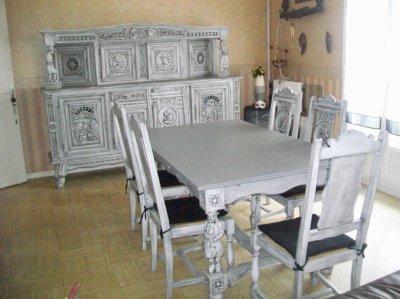 salle a manger bretonne jennydeco62 douai arras cambrai. Black Bedroom Furniture Sets. Home Design Ideas