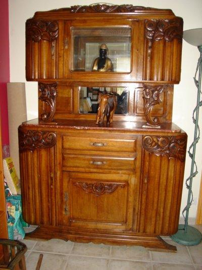 buffet de laurence des ann es 40 jennydeco62 douai arras cambrai. Black Bedroom Furniture Sets. Home Design Ideas