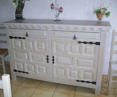 salle a manger espagnole. Black Bedroom Furniture Sets. Home Design Ideas