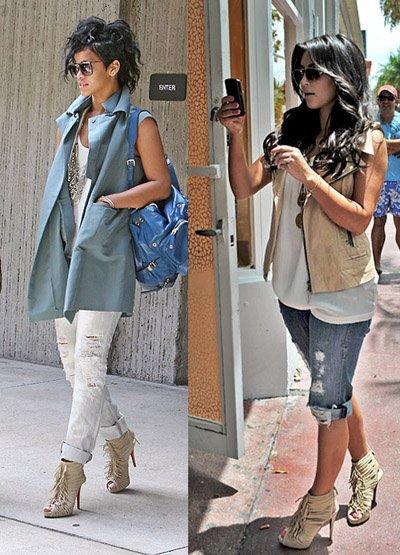 Rihanna Ou Kim Kadarshian Style Vestimentaire Tro La Classe Pelo