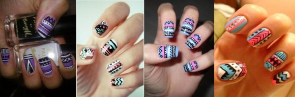 nail art aztèque source abuse report nail art aztèque source abuse ...