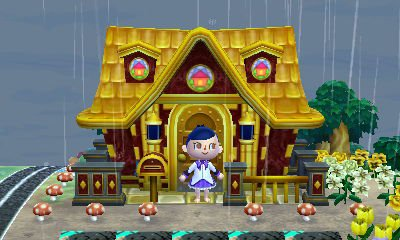 Articles de la miss lora tagg s animal crossing new leaf - Animal crossing new leaf salon de detente ...