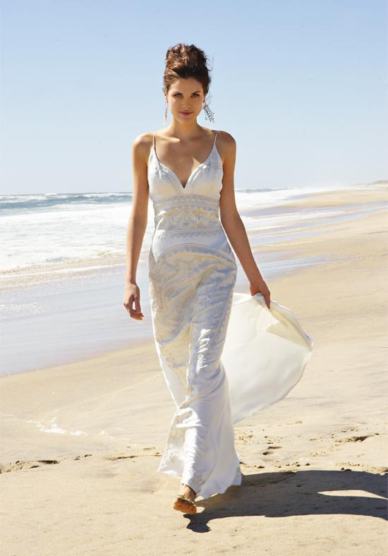 Cheap Cheap Wedding Dresses - Discount 2015 Sexy Spring Wedding Dresses Chapel Train Satin Bridal Illusion Long Sleeves Beach Gowns See Through Scoop A-line