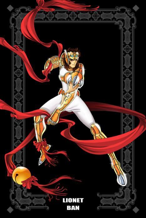 Queenie les classe... les personnages de Saint Seiya 2097743749_2