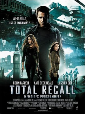 ♦ TOTAL RECALL: MEMOIRES PROGRAMMEES