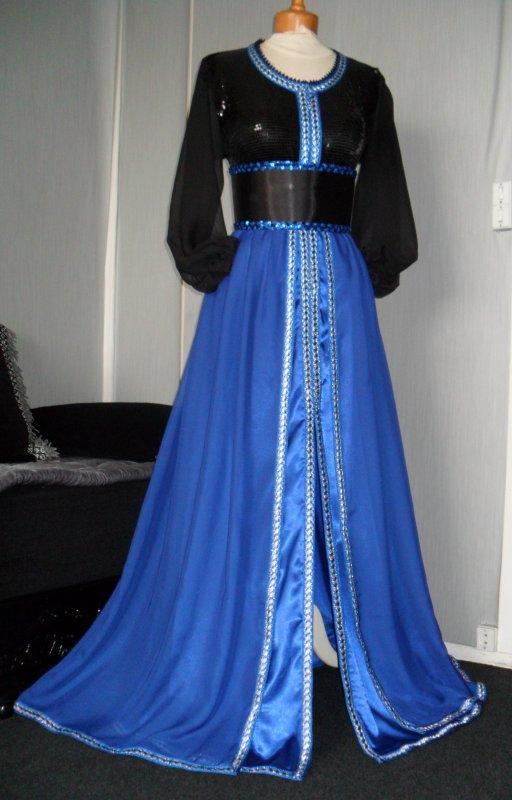 57664bac720 Takchita Bleu et Noire